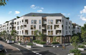 Programme immobilier NWI3 appartement à Brignais (69530) COEUR DE VILLE