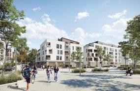 Programme immobilier NWI3 appartement à Brignais (69530)
