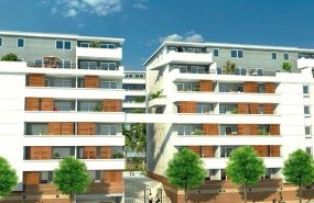 Programme immobilier PI29 appartement à Marseille 15ème (13015) En lisière du quartier Euroméditerranée