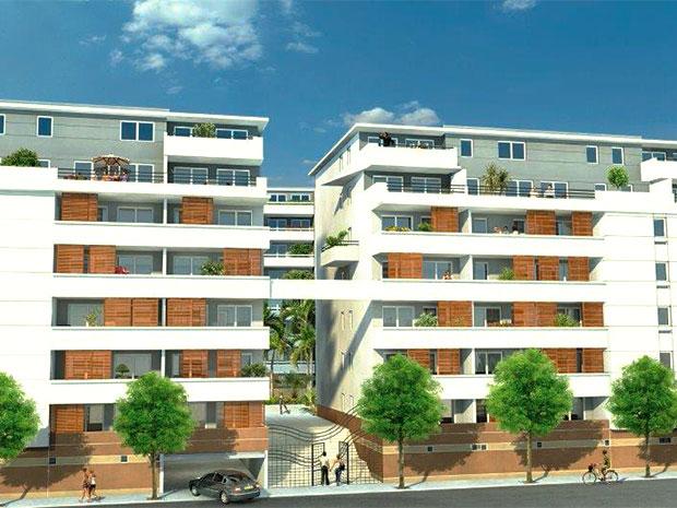 Programme immobilier Marseille 15ème (13015) En lisière du quartier Euroméditerranée VAL117