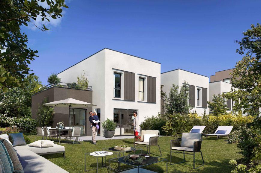 Programme immobilier ICA21 appartement à Sainte-Foy-les-Lyon (69110) Résidence intimiste
