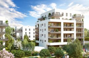 Programme immobilier VIN21 appartement à Annemasse (74100) Proche Centre ville
