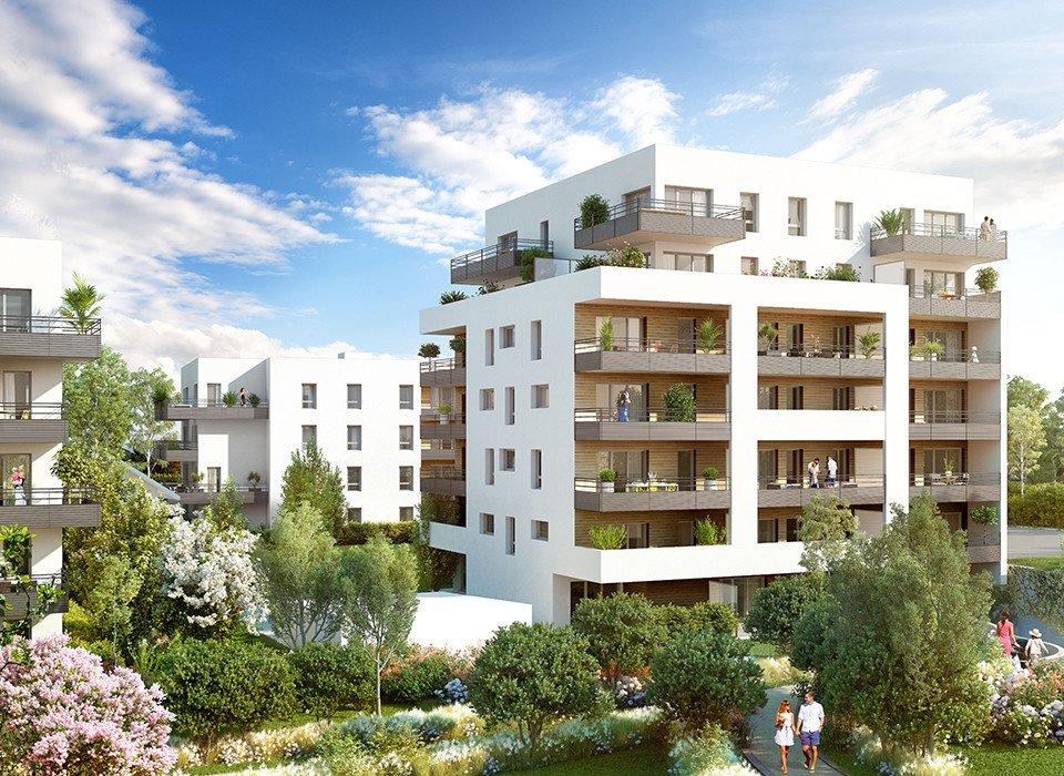 Programme immobilier Annemasse (74100) Proche Centre ville VAL55