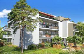 Programme immobilier ALT82 appartement à Caluire (69300) Adresse à très fort potentiel économique