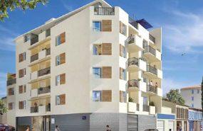Programme immobilier VAL107 appartement à Toulon (83000) Proche du centre-ville et des plages