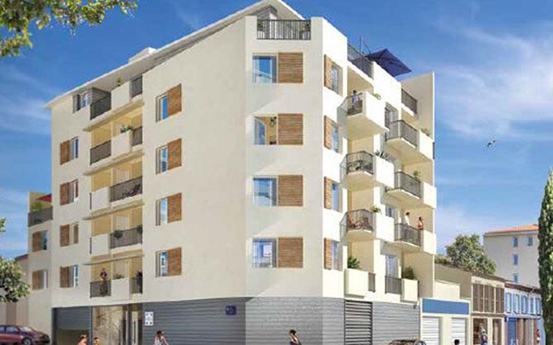 Programme immobilier Toulon (83000) Proche du centre-ville et des plages VAL86
