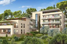 Programme immobilier VAL111 appartement à Aix-En-Provence (13100) Quartier résidentiel de Beauregard