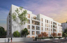 Programme immobilier VIN28 appartement à Marseille 10ème (13010) Quartier Saint-Tronc