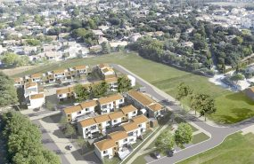 Programme immobilier EDO23 appartement à Bédarrides (84370) À seulement 800 mètres du coeur de ville