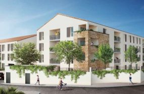 Programme immobilier VAL116 appartement à Marseille 13ème (13013) Quartier Saint-Jérôme