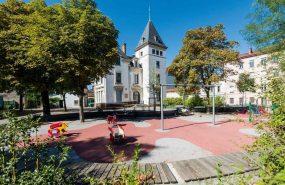 Programme immobilier ALT80 appartement à Villeurbanne (69100) Environnement particulièrement prometteur