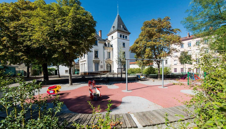 Programme immobilier Villeurbanne (69100) Environnement particulièrement prometteur ICA6