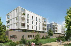 Programme immobilier PI28 appartement à Marseille 14ème (13014) Les Hauts de Sainte-Marthe