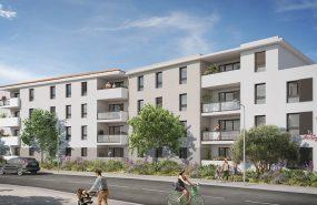 Programme immobilier URB17 appartement à Martigues (13500) Côté Ferrières