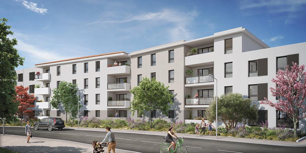 Programme immobilier Martigues (13500) Dans le quartier Croix-Sainte URB17