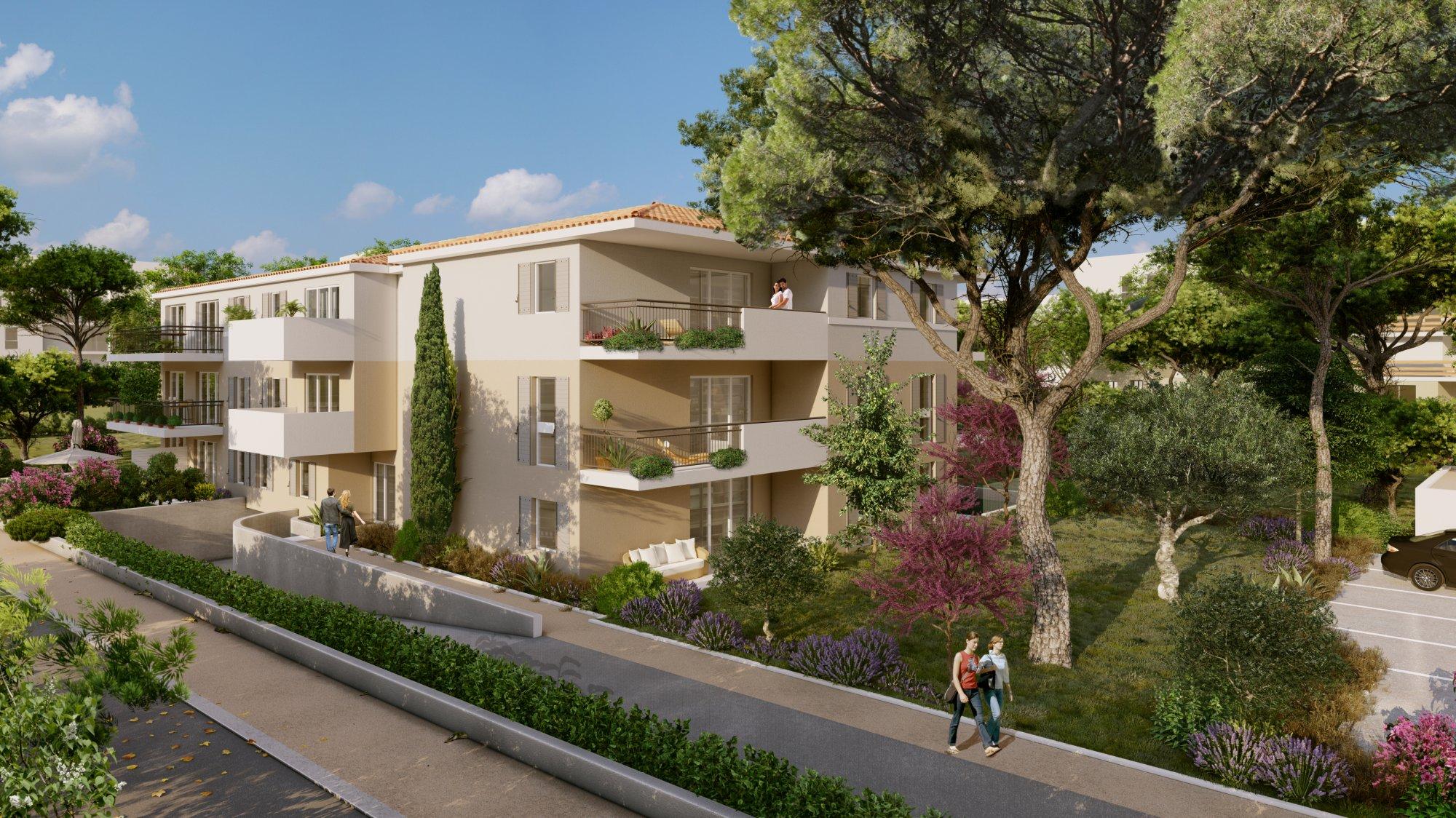 Programme immobilier EDO22 appartement à La Seyne Sur Mer (83500) À proximité du centre-ville et du port