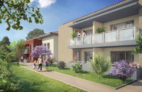 Programme immobilier ALT49 appartement à Cogolin (83310) En Plein Cœur du Golfe de Saint Tropez