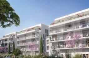 Programme immobilier OGI29 appartement à Marseille 8ème (13008) Bordé par les plages du Prado