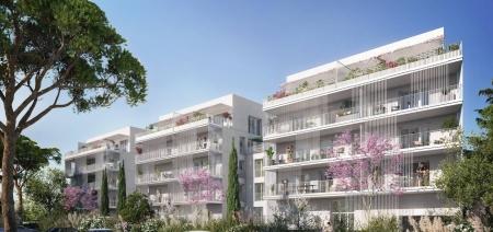 Programme immobilier Marseille 8ème (13008) Bordé par les plages du Prado LNC27