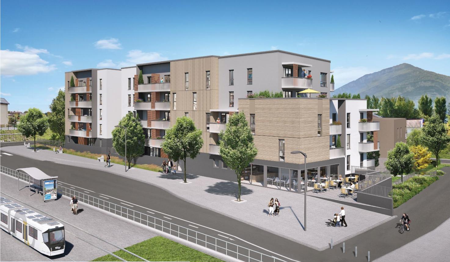 Programme immobilier Saint-Egrève (38120) Au cœur de Saint-Egrève EUR20