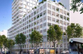 Programme immobilier VAL117 appartement à Marseille 15ème (13015) Secteur Euroméditerranée 2