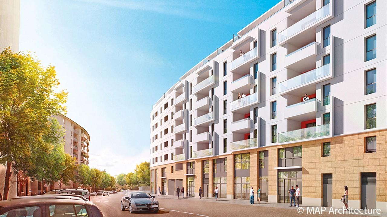 Programme immobilier URB21 appartement à Aix-En-Provence (13100) Proche du Grand Théâtre de Provence