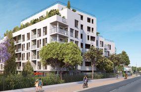 Programme immobilier VAL94 appartement à Marseille 9ème (13009) Secteur Valmante
