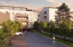 Programme immobilier VAL114 appartement à Marseille 11ème (13011) Au cœur du quartier La Valbarelle