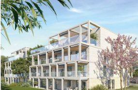 Programme immobilier NEO10 appartement à Caluire (69300) A 400 mètres du métro Cuire