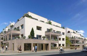 Programme immobilier VIN22 appartement à Caluire (69300) A proximité des commerces