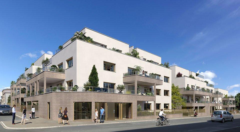 Programme immobilier Caluire (69300) A proximité des commerces NEO10