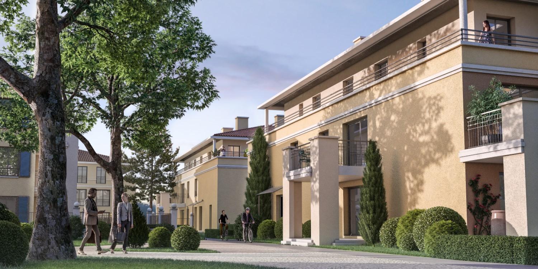 Programme immobilier Aix-En-Provence (13100) À deux pas d'Aix-en-Provence URB21