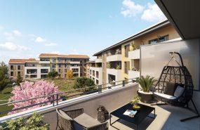 Programme immobilier VAL113 appartement à Auriol (13390) Résidence à taille humaine