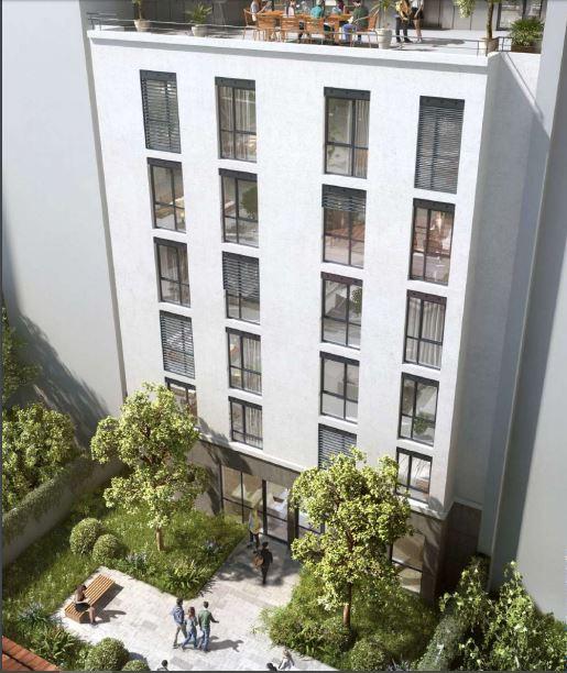 Programme immobilier Lyon 7ème (69007) Quartier Saint-Louis LNC6