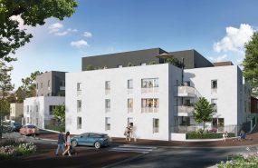 Programme immobilier CO12 appartement à Vénissieux (69200) Enclaves vertes et de belles avenues arborées