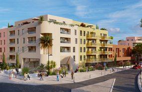 Programme immobilier PI32 appartement à Lavandou (83980) Proximité du centre ville