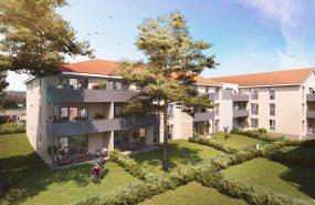 Programme immobilier NP25 appartement à Pont-Évêque (38780) Quartier calme et résidentiel