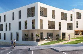 Programme immobilier VIN23 appartement à Luynes (13080) Écrin de calme et de tranquillité au cœur d'un environnement préservé