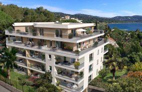 Programme immobilier VAL105 appartement à Cavalaire Sur Mer (83240) À proximité immédiate de la plage