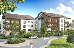 Programme immobilier BOW8 appartement à Vulbens (74520) Un cadre de vie exceptionnel