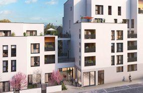 Programme immobilier VAL108 appartement à Lyon 8ème (69008) Dans le secteur calme de SANTY