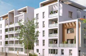 Programme immobilier VAL110 appartement à Vénissieux (69200) Vénissieux village
