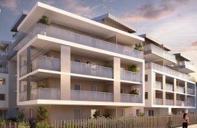 Programme immobilier EDE9 appartement à Beynost (01700) Au cœur d'un véritable quartier résidentiel