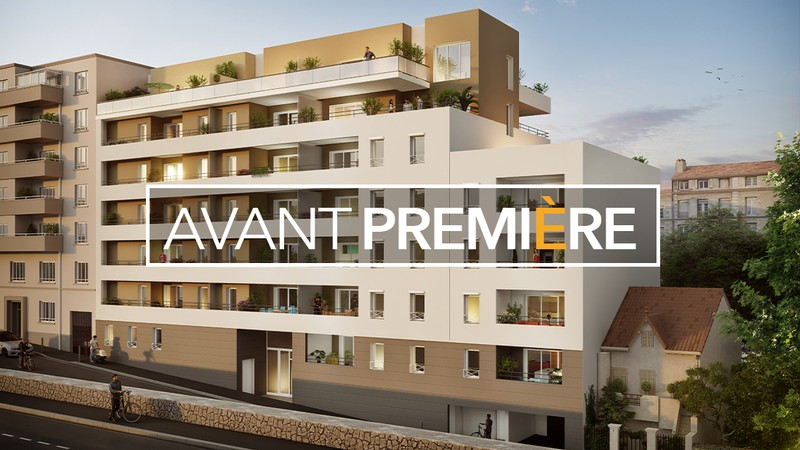 Programme immobilier Marseille 4ème (13004) Dans le prolongement du Vieux-Port URB22