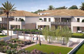 Programme immobilier CRA16 appartement à Sanary-Sur-Mer (83110) Plein Centre