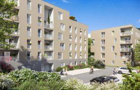 Programme immobilier ALT83 appartement à Gleize(69400) Résidence à l'élégance discrète