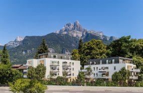 Programme immobilier EDO21 appartement à Sallanches (74700) À deux pas du centre-ville