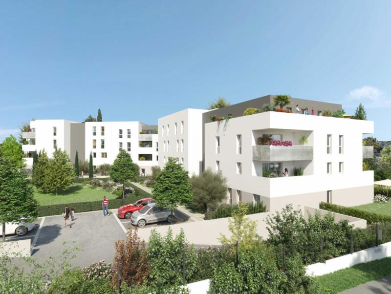 Programme immobilier Marseille 13ème (13013) Château Gombert PI16