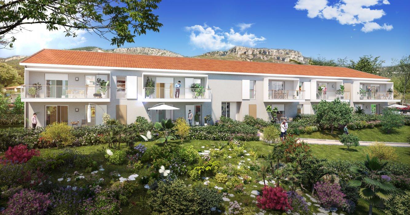 Programme immobilier Toulon (83000) À 8 minutes du centre-ville VAL86