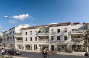 Programme immobilier ICA23 appartement à Marcy l'Etoile (69280) CENTRE VILLE